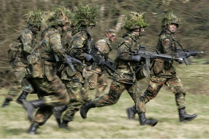 German armed forces 🇩🇪