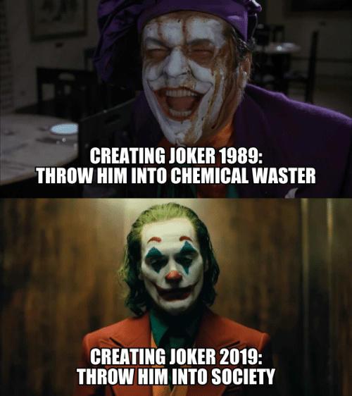 Just watched Joker. Is Joker really the good guy & batman the bad guy?