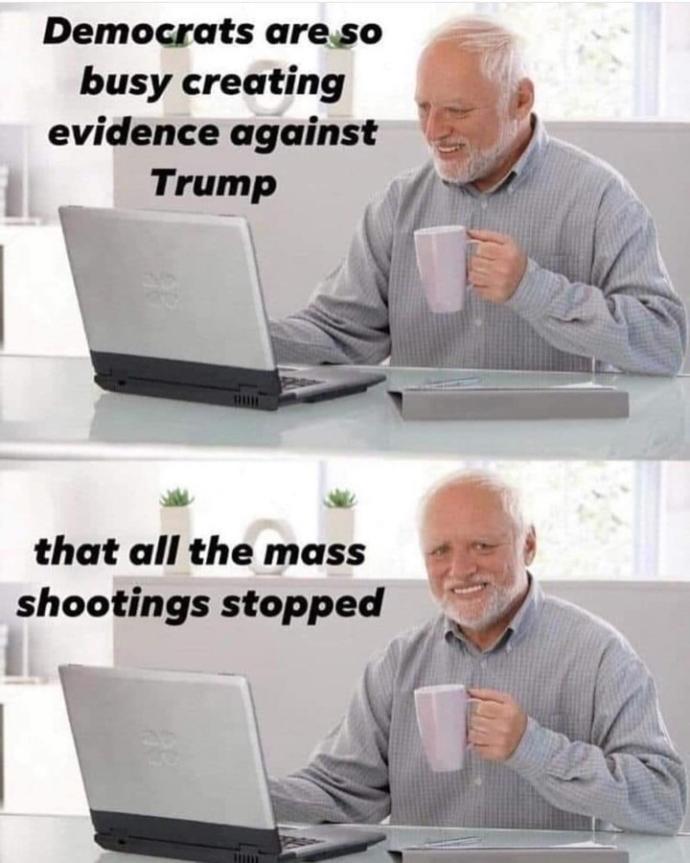 Democrats are so busy?