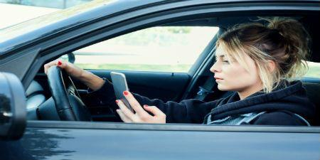 Do you ever put your make-up on, or talk on your cell phone, while you're driving? ... DON'T LIE! Are you really that good at multi-tasking?