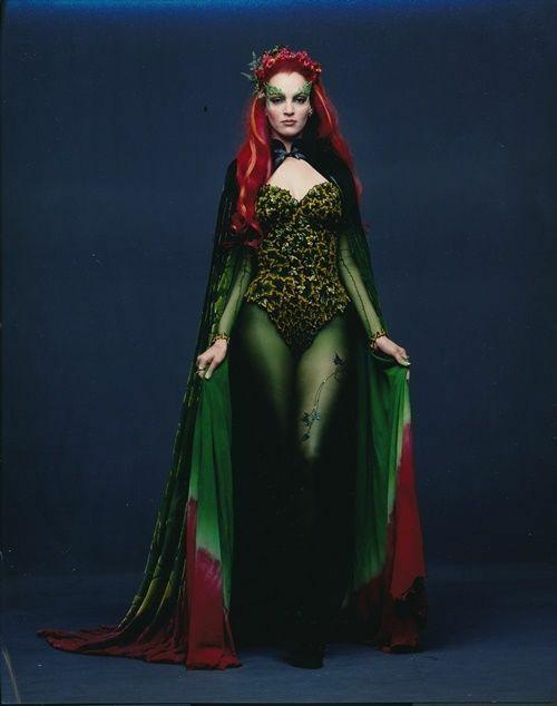 Which is the most interesting poison ivy outfit??