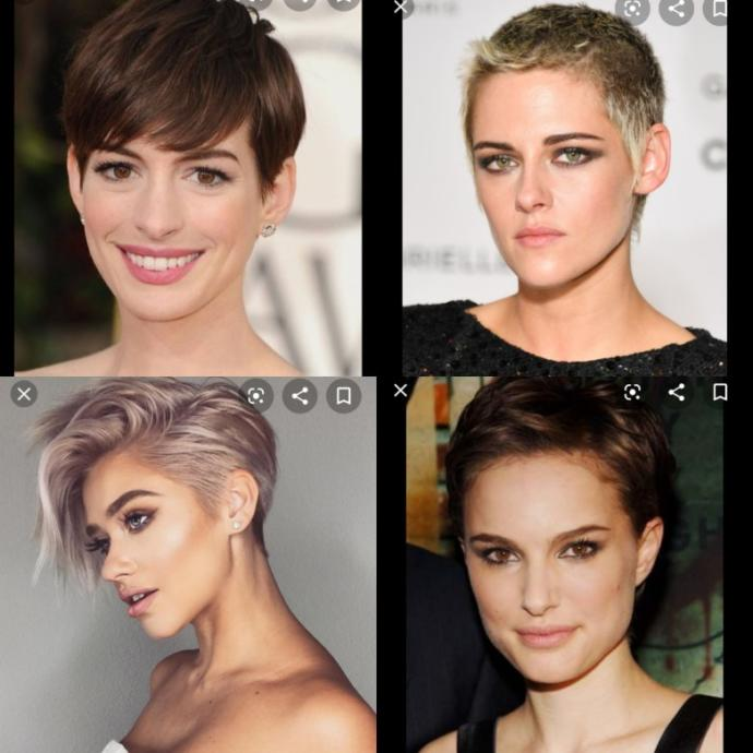 Which hair style do you like more??