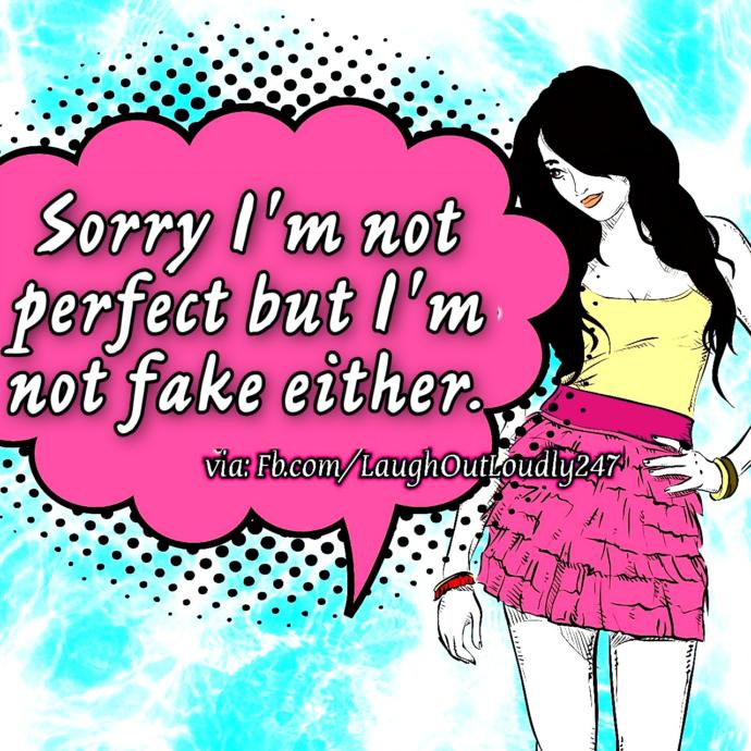 Girls, would you rather be accepted for who you really are, rather than who others think you should be?