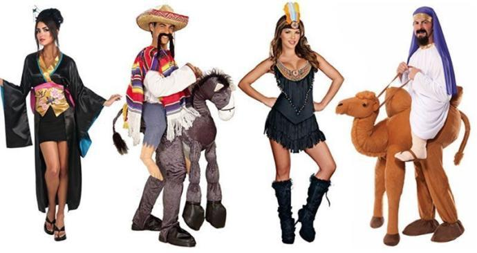 Do you think Halloween costumes should be culturally appropriate for Halloween?