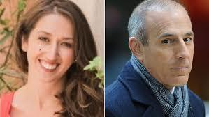 What is your opinion of Matt Lauer and Brooke Nevils?