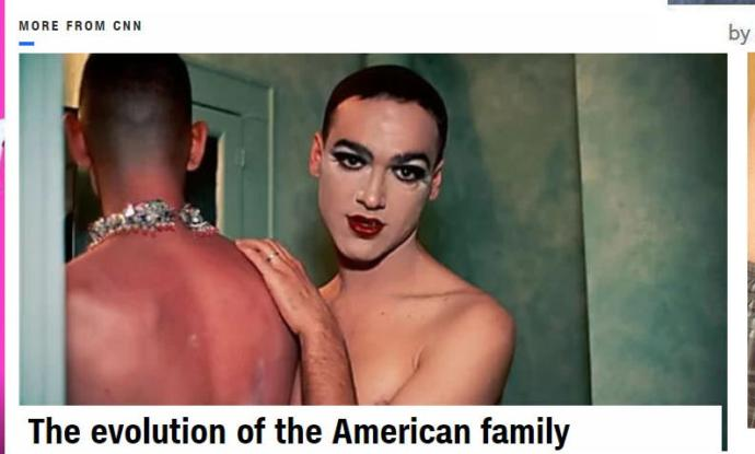 Do you think that Liberal media is anti-family and promotes degeneracy?