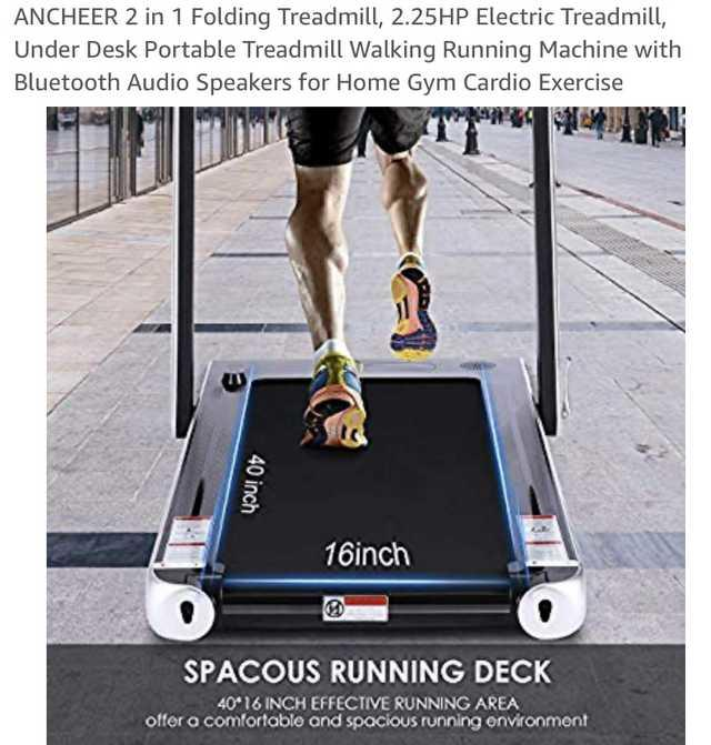 What do you think of this Treadmill?