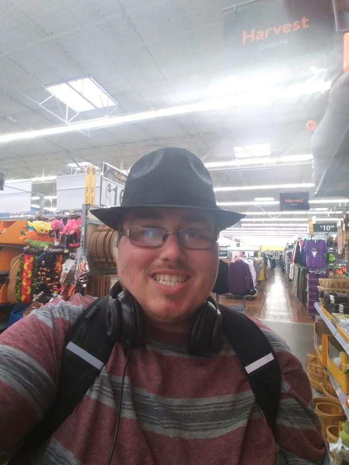 Top hat or Fedora?