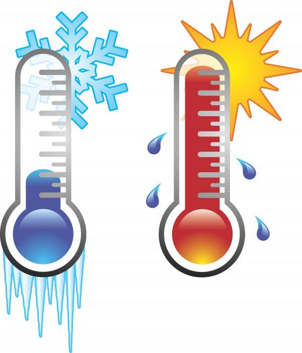 What kind of extreme temperature is better for you?
