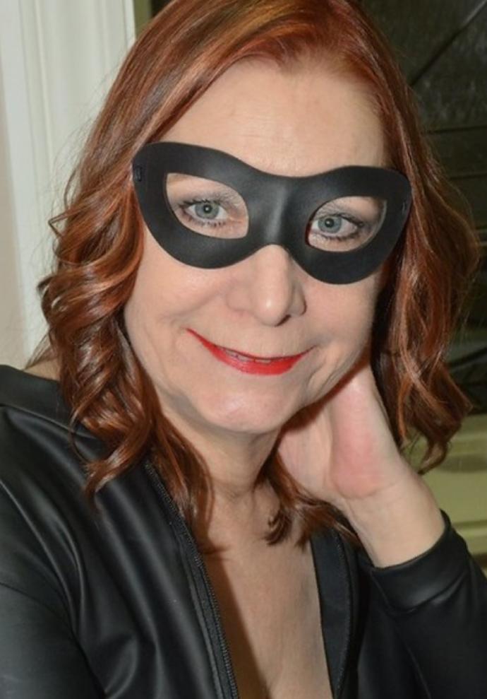 Girls, Halloween. Who dresses up?