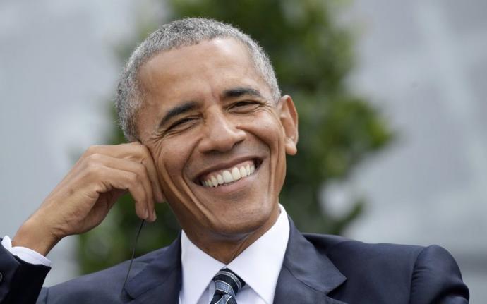 Did you miss President Barack Obama?