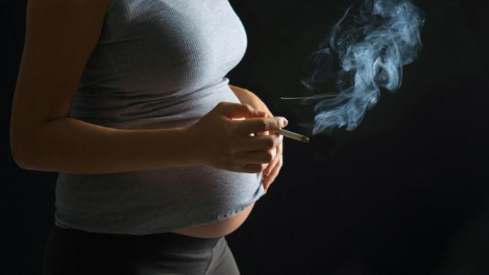 Should visibly pregnant women be able to purchase cigarettes/alcohol?