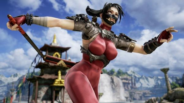What do you think about female characters with skimpy outfits in video games or in other forms of entertainment? Does it bother you?