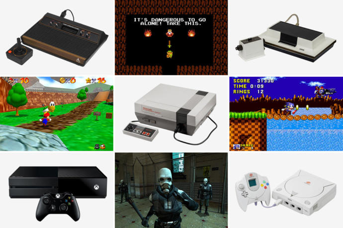 What is your favorite video game console?