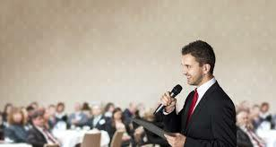 Have you ever had to write and give a speech for an important event?