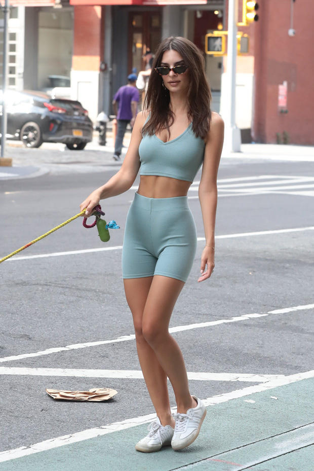 How can I get a body like Emily Ratajkowski?