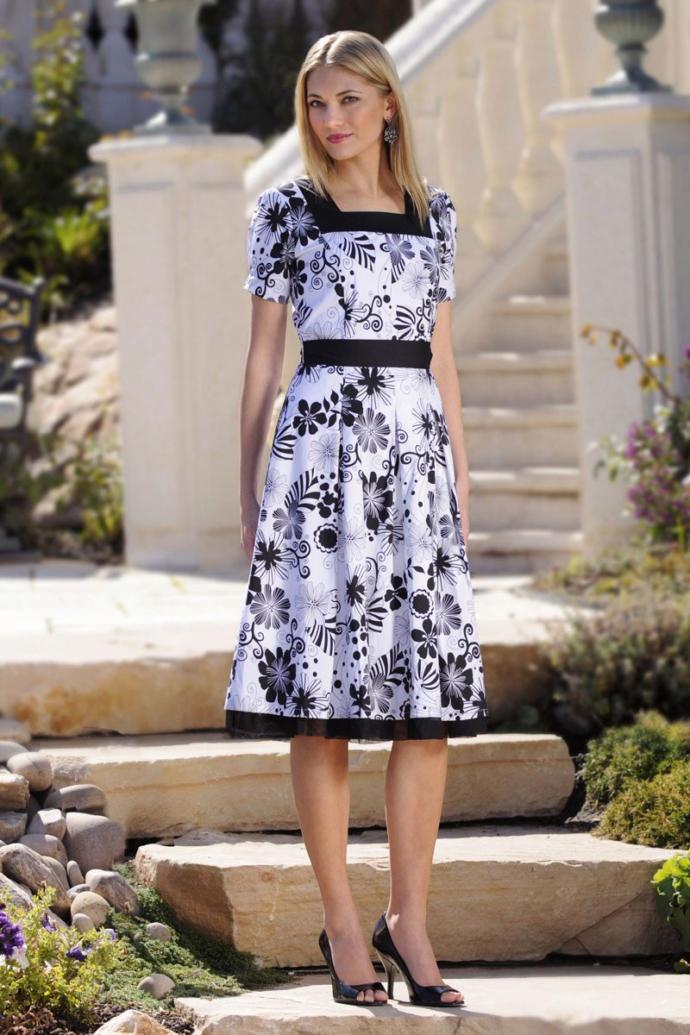 Do you dress modestly?