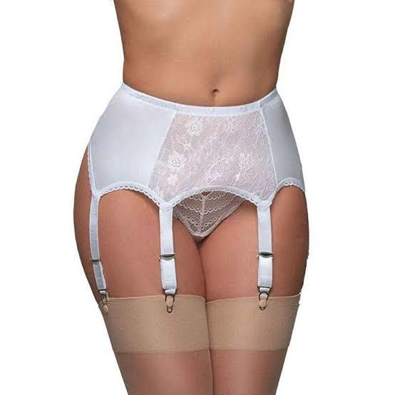 Garter belts: yay or nay?