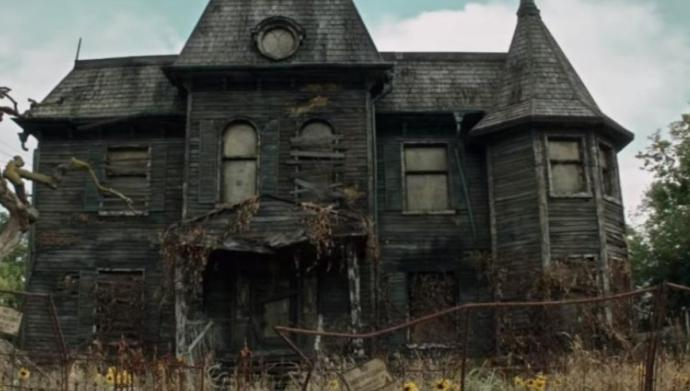 Have you ever been to or would like to go to a Haunted house?