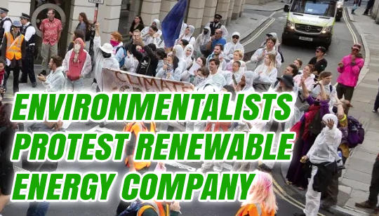 Climate Change protesters. What do you think of them preventing people from getting to work leaving hundreds of thousands impoverished?