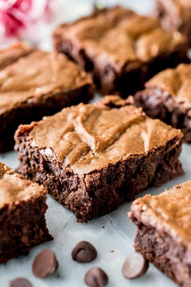 What part of the brownie do you like the most?