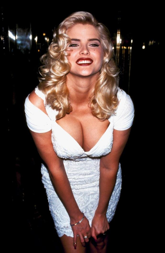 Do you guys think Anna Nicole Smith was one the most beautiful woman?