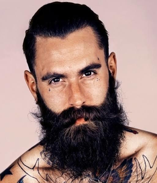 Have you ever wondered WTH do men grow beards?