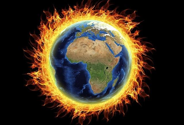Is it more ridiculous to say global warming is going to end the world in a hyperbolic manner or seriously claim that it's a Chinese conspiracy?