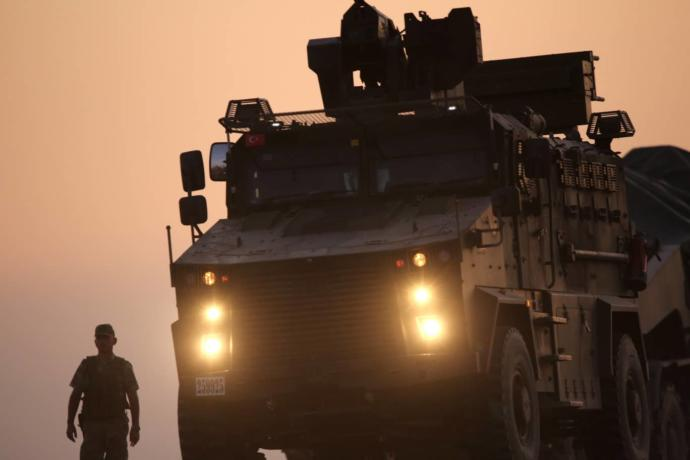 Is it OK that Turkey and Russia now hold 50 US nuclear bombs hostage after US troops were withdrawn from Syria?