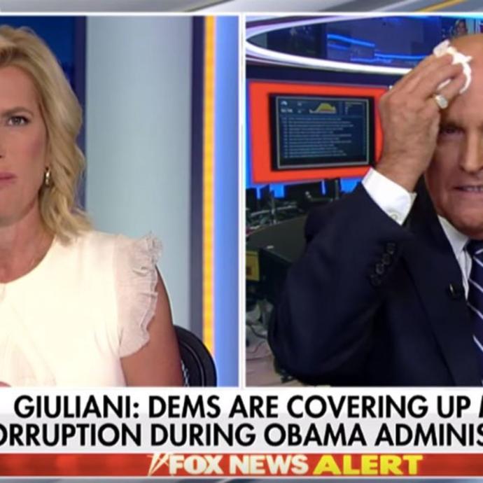 Is Rudy Giuliani a good lawyer?