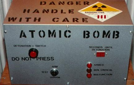 Girls, if you had to, could you press the button to send a nuclear bomb or would you not be able to do it?