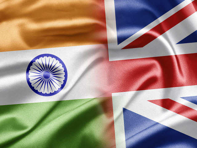 What do the Brits think about India? And vice versa?