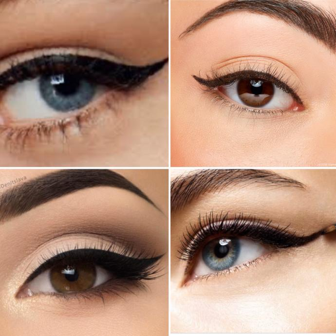 Are guys a fan of the cat eye look? Girls you could just vote based on your opinion by the way?