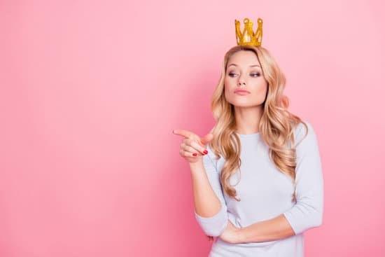 Why do some women think the world revolves around them?