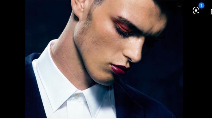 Men and makeup. Attractive or unattractive?
