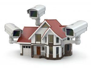 Do you have cameras on your house/flat?