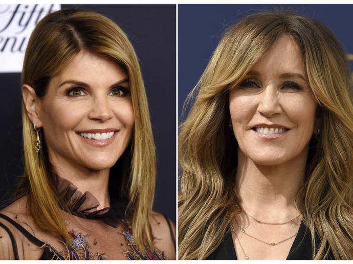 Should the children of those being found guilty of bribery in the college admissions scandal, be punished in any way?