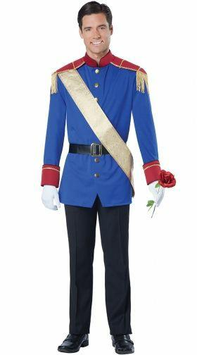 Guys would you dress up as Prince charming for your girl and girls how many of you would like this?