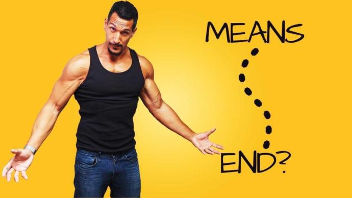 Do you agree that the End justifies the Means?
