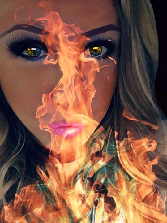 Is there someone that makes you burn with desire?