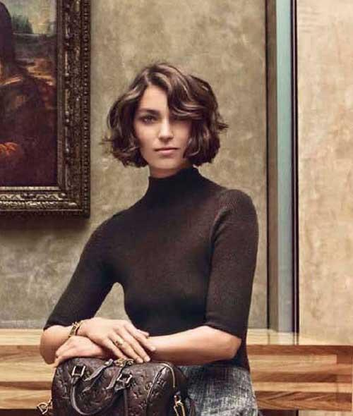 Do you think the French Bob hairstyle is cute?