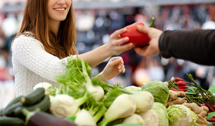 Do you think the Grocery Store is a viable place to meet people for dating?