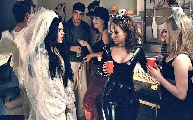 To what extent are sexy dress and sexy costumes OK around Halloween time?