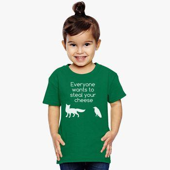 I have no idea what this t-shirt is about, but she sure is cute.