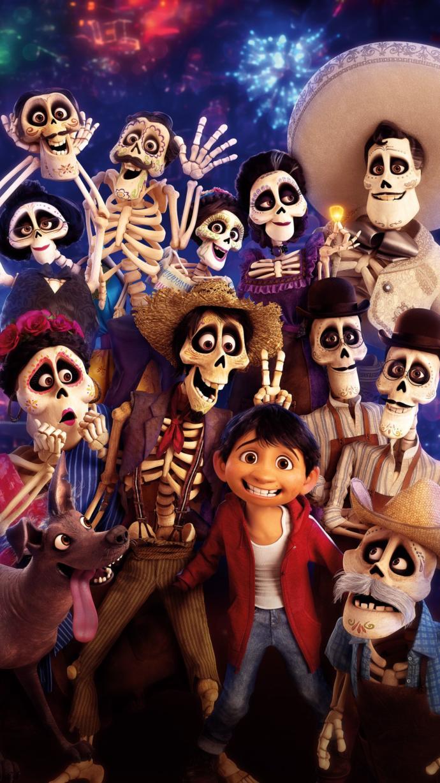 Feliz Día de Los Muertos. Anyone here celebrate?