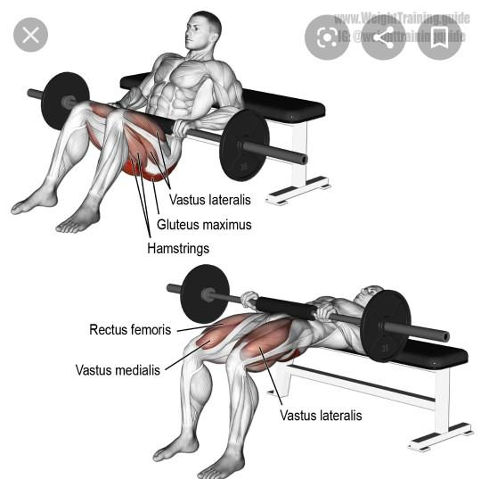 What am I doing wrong with hip thrusts?
