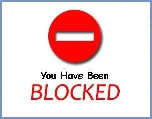Is it true that ANONYMOUS replies can be blocked now on GAG if they send you something creepy or offensive?