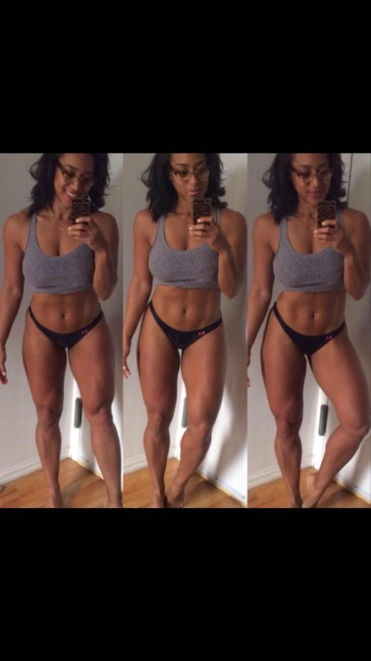 Why are fit women so uncommon?