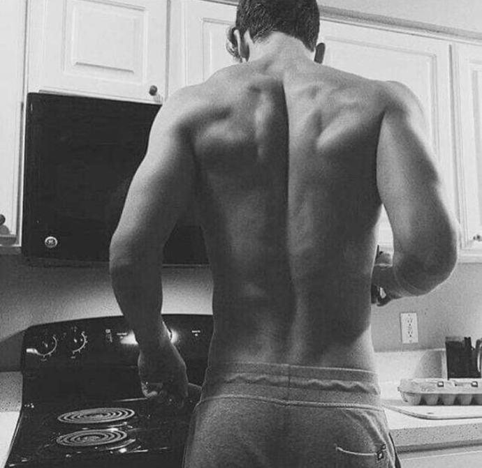National Men Make Dinner Day - Is your man cooking?