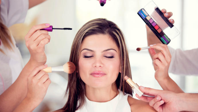 How do you save money on clothes and cosmetics?